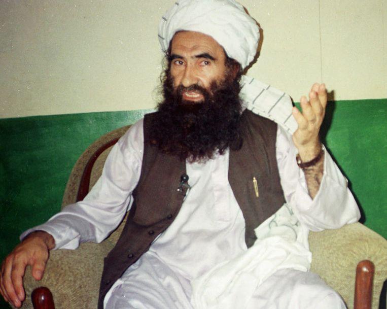 Jalaluddin Haqqani.