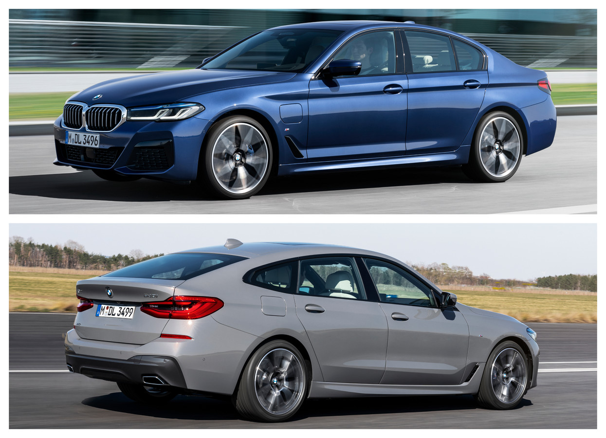 De vernieuwde BMW 5-Serie en 6-Serie Gran Turismo