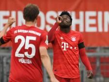 Müller over topsnelheid Davies: 'Meep meep, daar komt de roadrunner!'