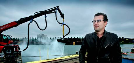 Olie-opruimer Hebo uit Zwartsluis heeft de Rotterdamse haven bijna schoon