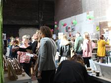Shoppen tijdens Feel Good & Shop Event in oude CHV-Noordkade in Veghel