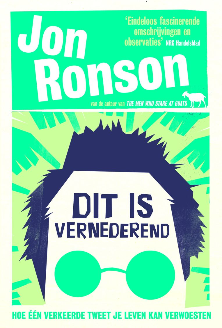 null Beeld Jon Ronson - Dit is vernederend