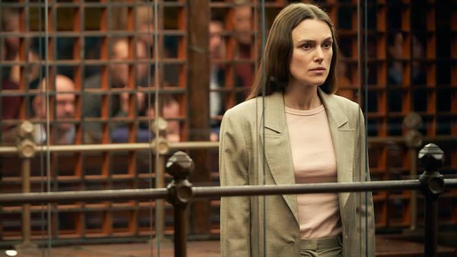 Keira Knightley vreest nieuwe lockdown en stapt op uit serie
