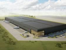 Logistiek bedrijf bouwt gigantisch distributiecentrum bij 's-Heerenberg