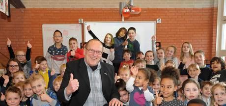 'Meester Paul' neemt afscheid van Sluise basisschool Sint Jan