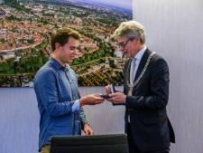 Medaille voor 18-jarige held Milan uit Amersfoort