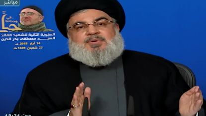 Hezbollah waarschuwt Israël voor nieuwe raketaanvallen