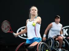 Derde Roland Garros-titel op rij voor rolstoelduo De Groot en Van Koot