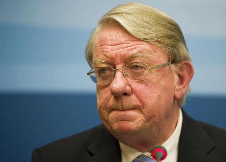 Minister Hillen. Beeld ANP