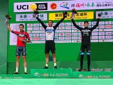 De Jonge tweede in Chinese etappekoers