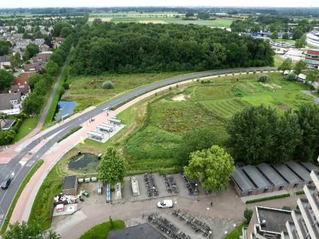 Nieuw idee voor noordelijke ontsluiting Noordwest Wageningen