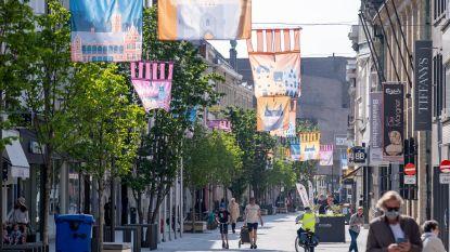Actieplan voor vlot en veilig winkelen: Bruul opgedeeld in stroken, geen funshoppen