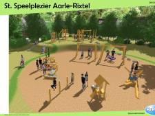 Opening speelpark De Lijster in Aarle-Rixtel