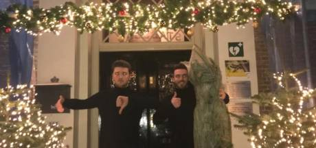 Kerstboom klanten Voedselbank Apeldoorn gestolen, 'Hoe zielig kan je zijn?'