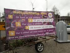 Pierewaaiers gaan in Oisterwijk alle kanten op, maar in Oisterwijk zie je nog eens wat