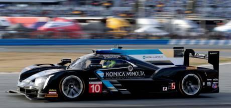 'Opgewonden' Van der Zande met Alonso in 24 uur Daytona