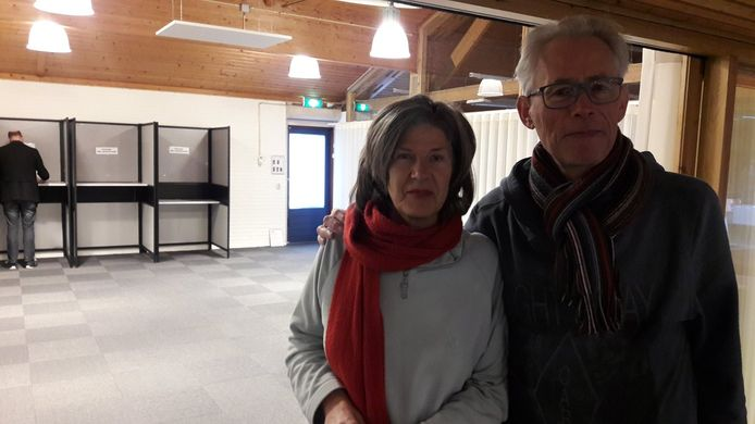 Marjoke en Bartel Carrière