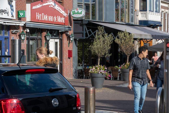 Het Dak van de Markt in Veenendaal.