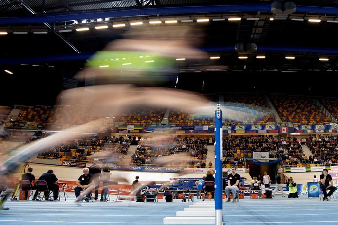 In februari  vond het NK atletiek indoor plaats in Omnisport in Apeldoorn.