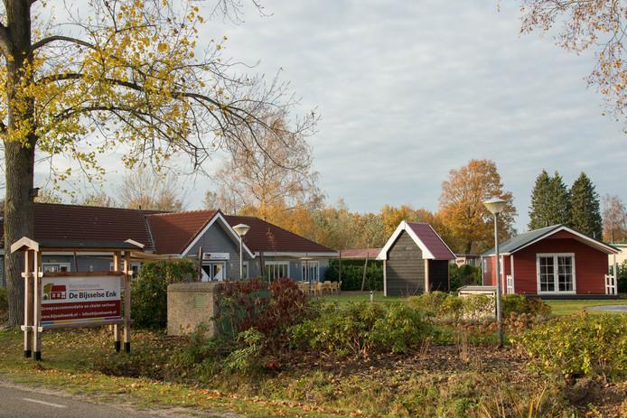 Recreatiepark De Bijsselse Enk in Nunspeet wordt weer een toeristische trekpleister.