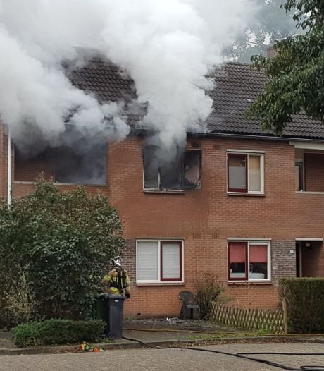 Dedemsvaartse stak volgens justitie zélf haar woning in brand, waarbij de hond om het leven kwam