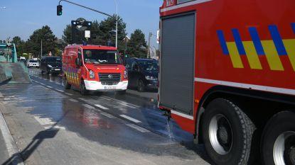 Dakbrand ontstaan na roofingwerken