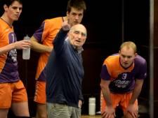 Volleybaltrainer Cees Jansen (83) uit Goor overleden