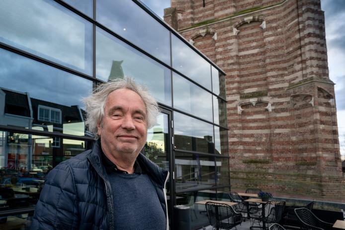 Arie Hoogstad, bedenker van het centrumplan in Sint-Michielsgestel.