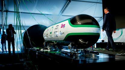Hyperloop Delft wil wereldrecord verpulveren