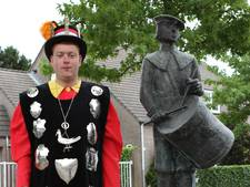 Jarno Schoonen nieuwe gildekoning in Veldhoven