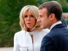 Presidentsvrouw Macron: Ik met mijn rimpels en hij zo jong
