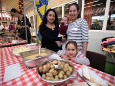International FoodFestival in Son en Breugel: 'Eten brengt mensen echt samen'