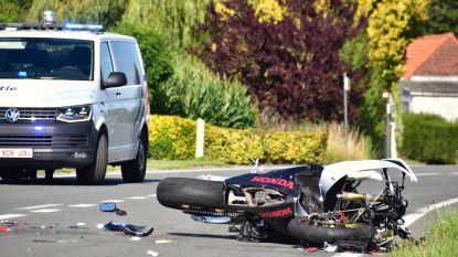 Motorrijder (44) in kunstmatige coma na zwaar ongeval