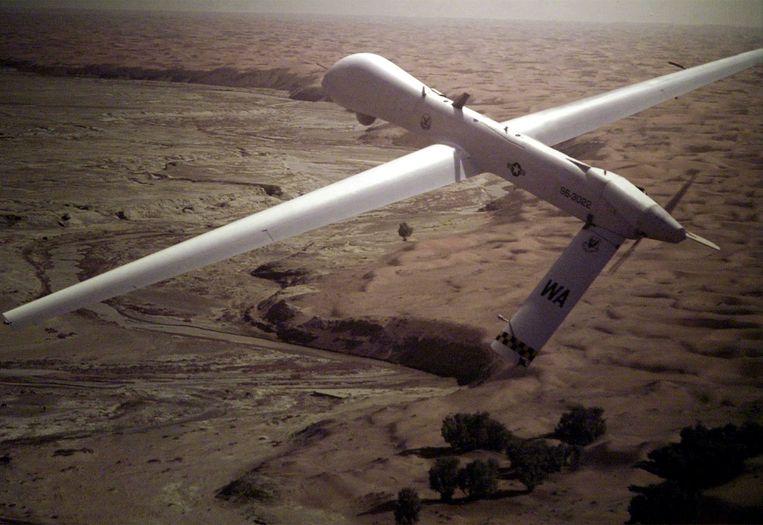 De Hellfire-raketten worden afgevuurd door de Predator en Reaper-drones. Beeld null