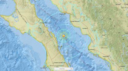 Mexico getroffen door aardbeving van magnitude 6,3