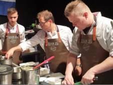 Michel van der Kroft wint Palingbokaal 2018 met Team NL