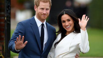 Alle details: zo zal de trouwdag van Prins Harry en Meghan Markle verlopen