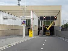 Stadsbaantunnel twee weken dicht voor onderzoek brandveiligheid
