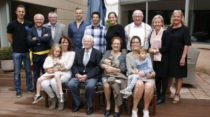 Remie en Denise zestig jaar getrouwd