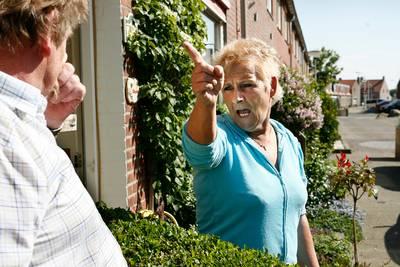 Schreeuwende man (30) molt voordeur van buurman in Rijsbergen en gaat tekeer tegen politie