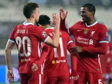 Liverpool countert Atalanta helemaal zoek in Bergamo, hattrick voor Diogo Jota