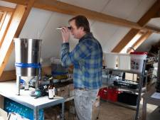 De vrolijke roze eenhoorn uit Zonnemaire smaakt naar meer: d'Ouwe Smisse wekt oud bier tot leven