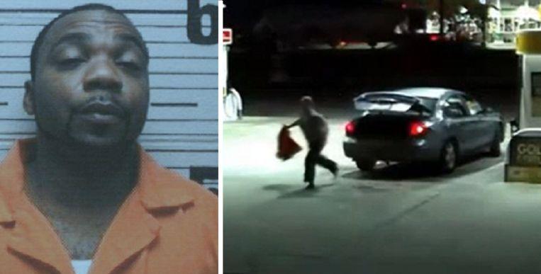 Ontvoerder Timothy Jabbar Wyatt werd opgepakt. De man zat al eerder in de cel.