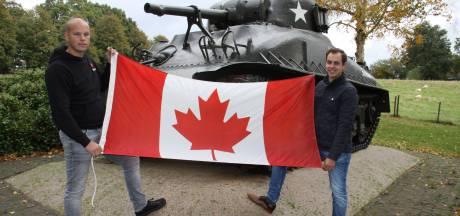 Wie doet er mee? 'Hang 24 oktober Canadese vlag op in heel Woensdrecht'