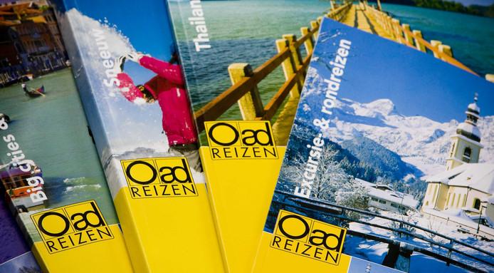 Reismagazines van Oad Reizen