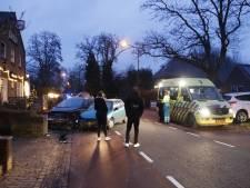 Oudere vrouw naar ziekenhuis na aanrijding in Boxmeer