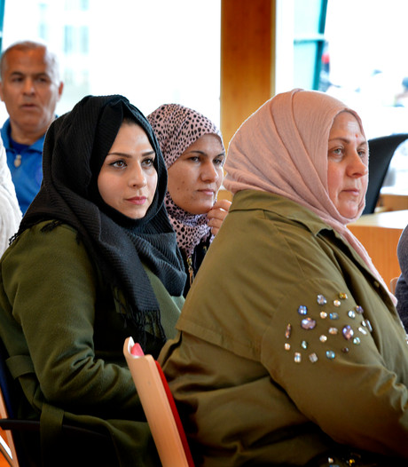 Syriërs en Eritreeërs in Wijk bij Duurstede kunnen van start met inburgering