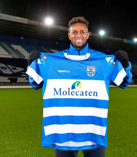 PEC Zwolle-aanwinst Virgil Misidjan: 'Scoren is net als fietsen en zwemmen, dat verleer je niet'