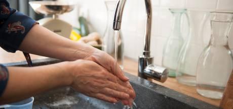 Minder water uit kraan in Twente door warmte