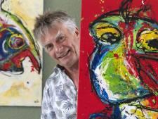 Kunstenaar Hasto uit Neede: 'Buitenlanders hadden moeite met mijn achternaam'